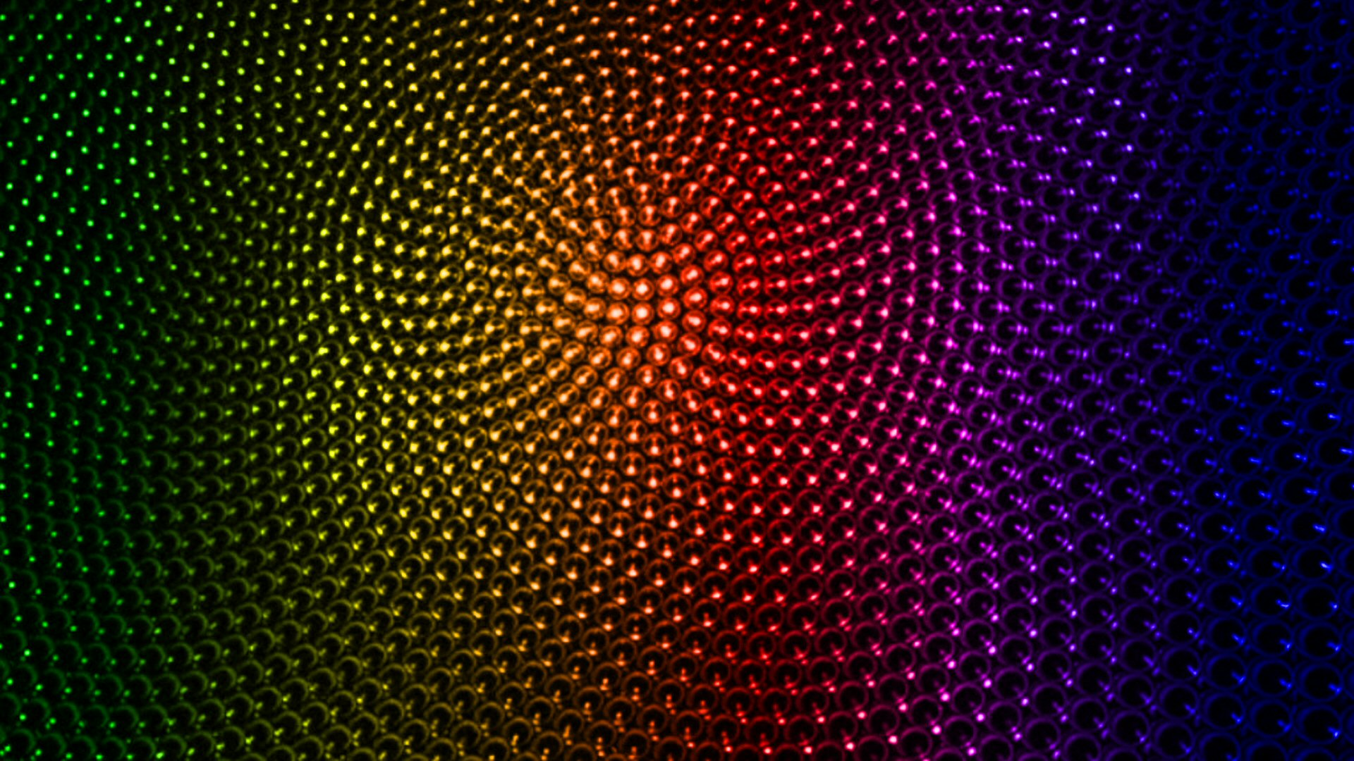 Rainbow Beads Wallpapers