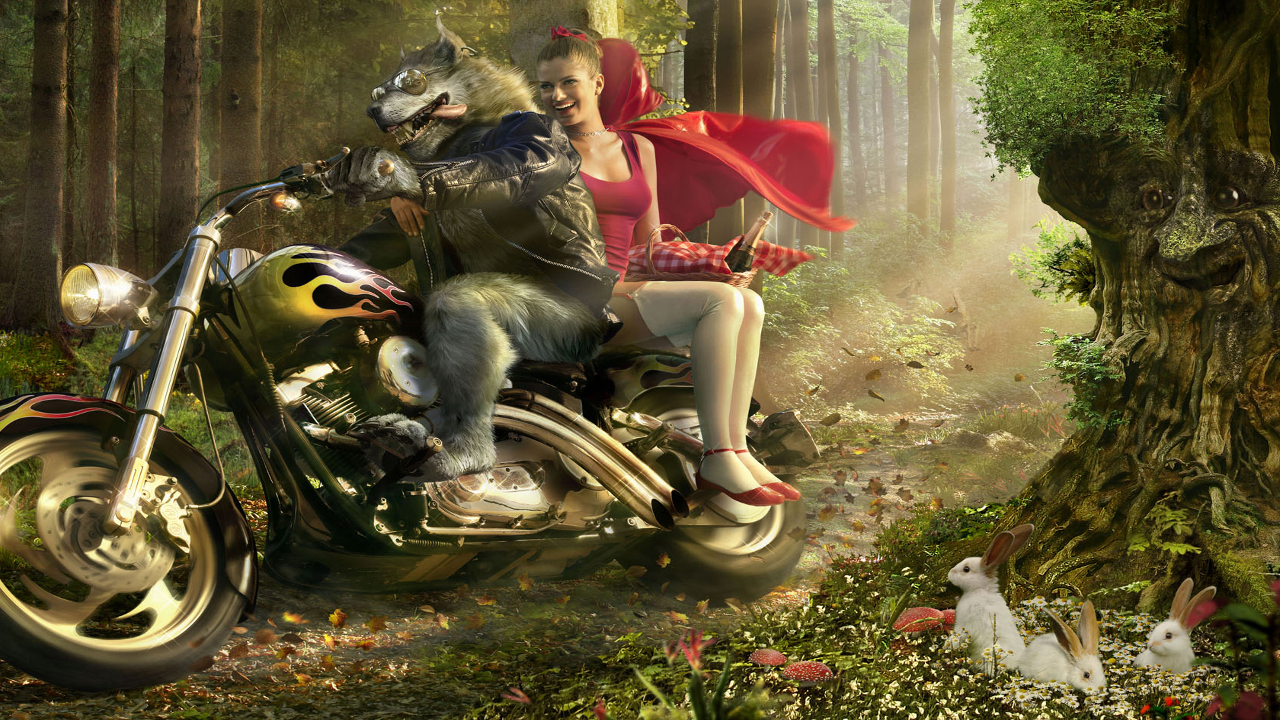 Red Riding Wallpapers
