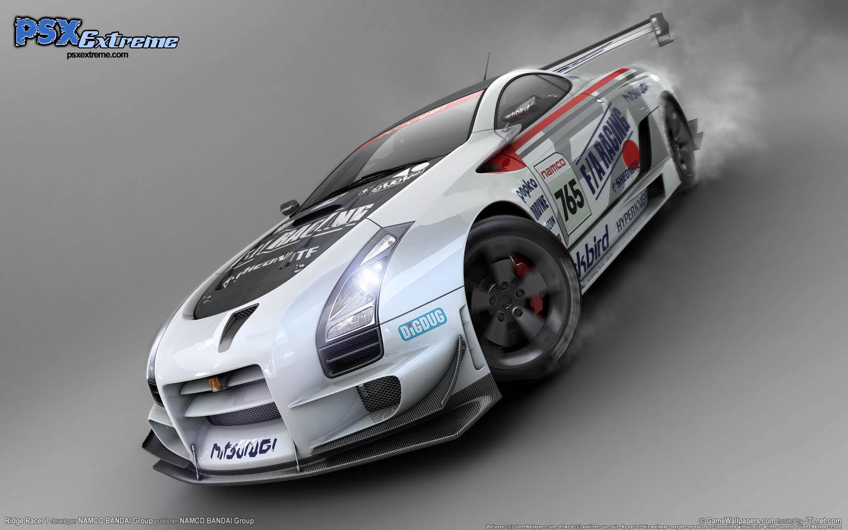 Ridge Racer 7 Wallpapers