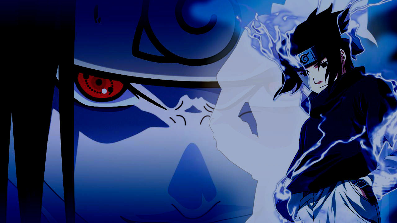 Sasuke Eye Wallpapers