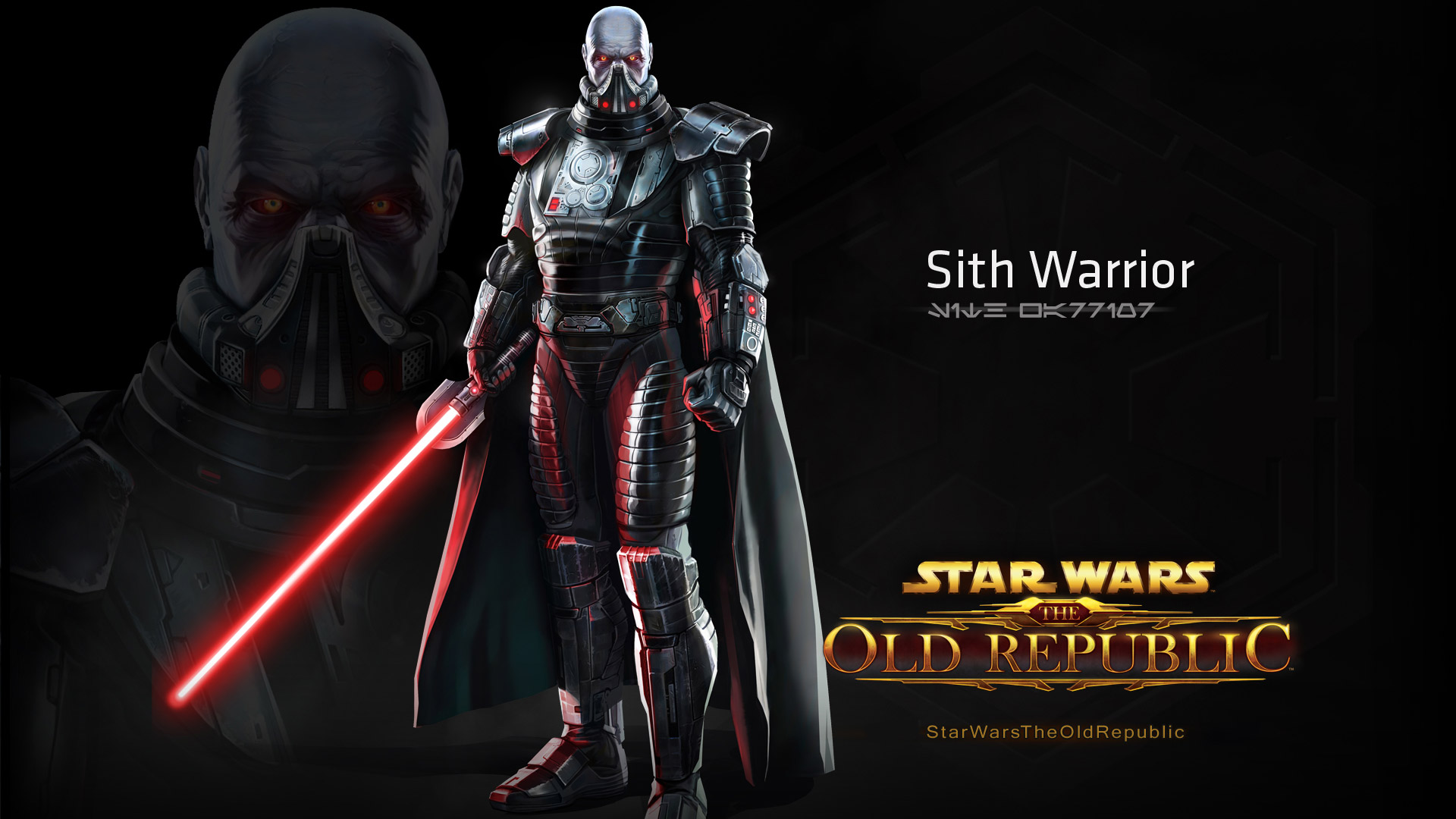 Sith Warrior Wallpapers