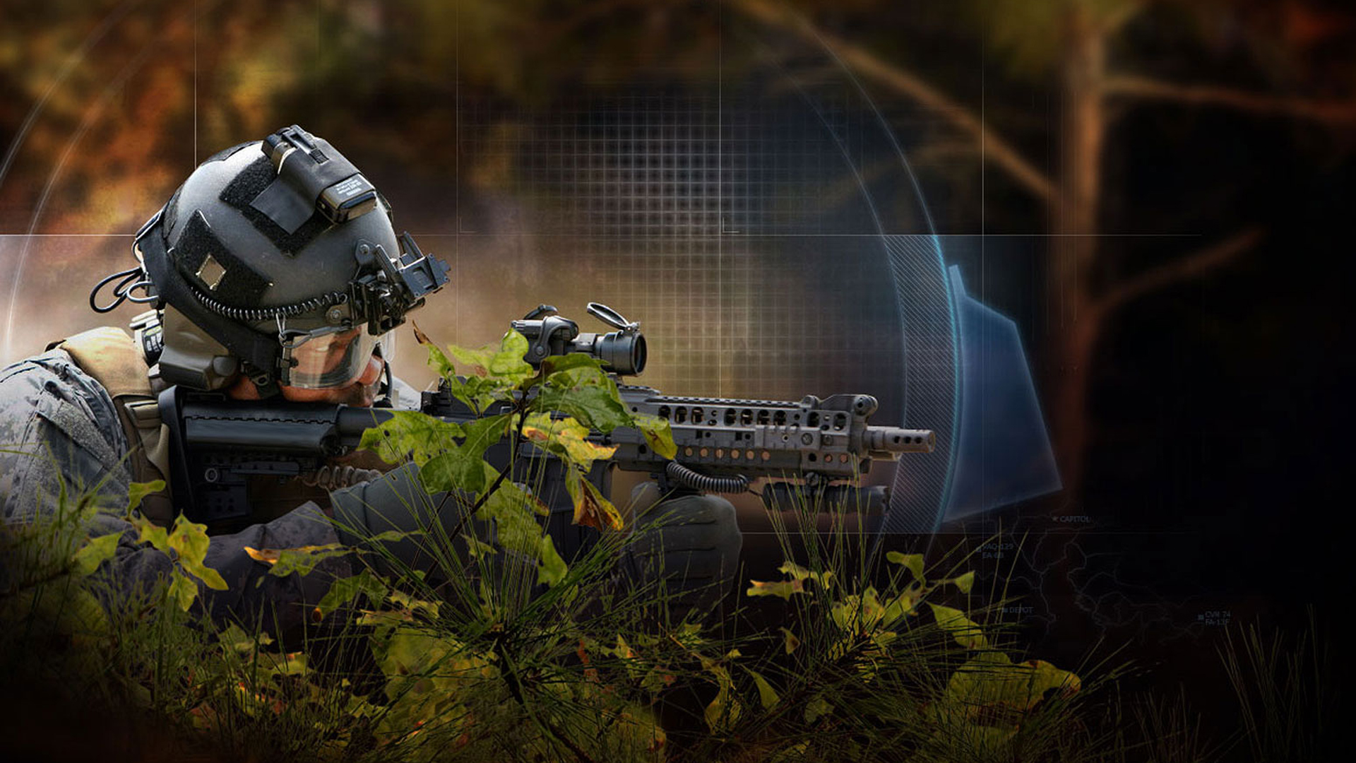 SOCOM Camo Wallpapers