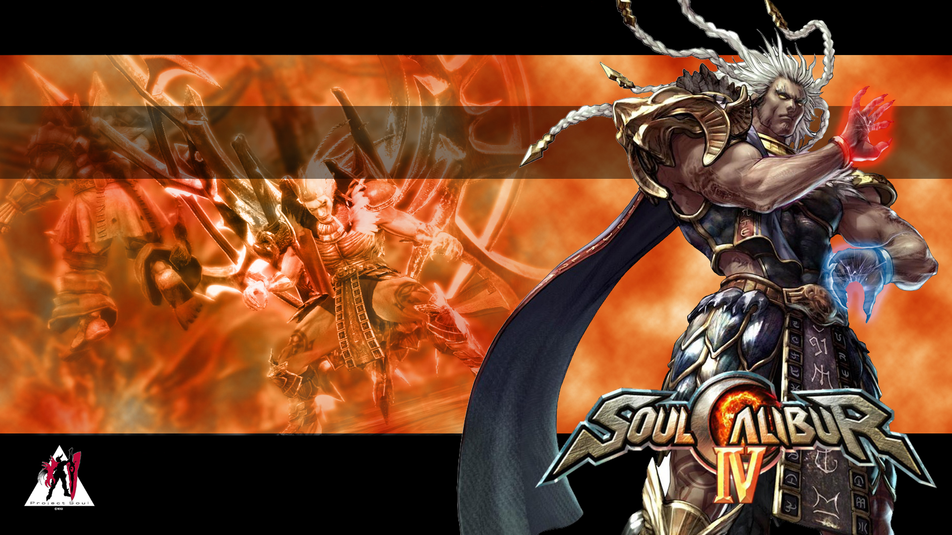 Soul Calibur Algol Wallpapers