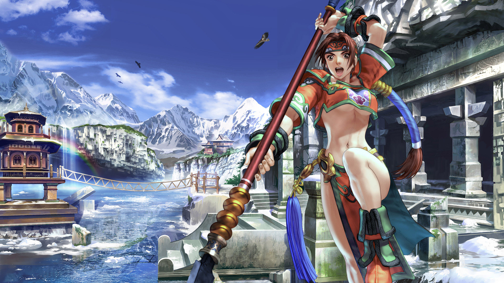 Soul Calibur IV 3 Wallpapers