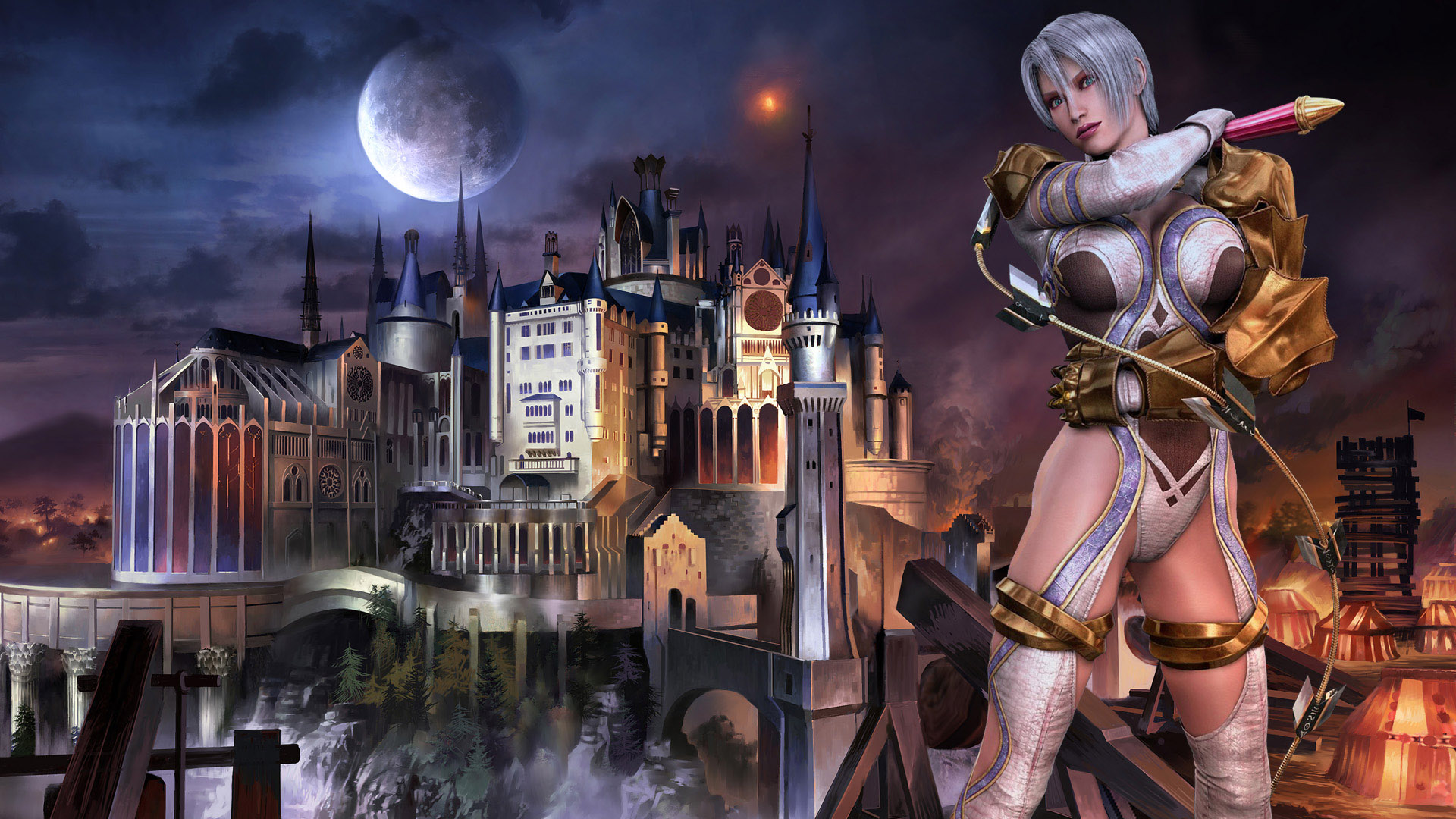 Soul Calibur IV 4 Wallpapers