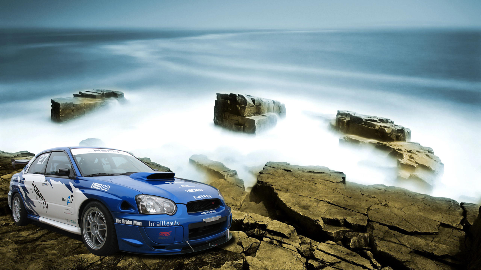 Subaru Up Top Wallpapers