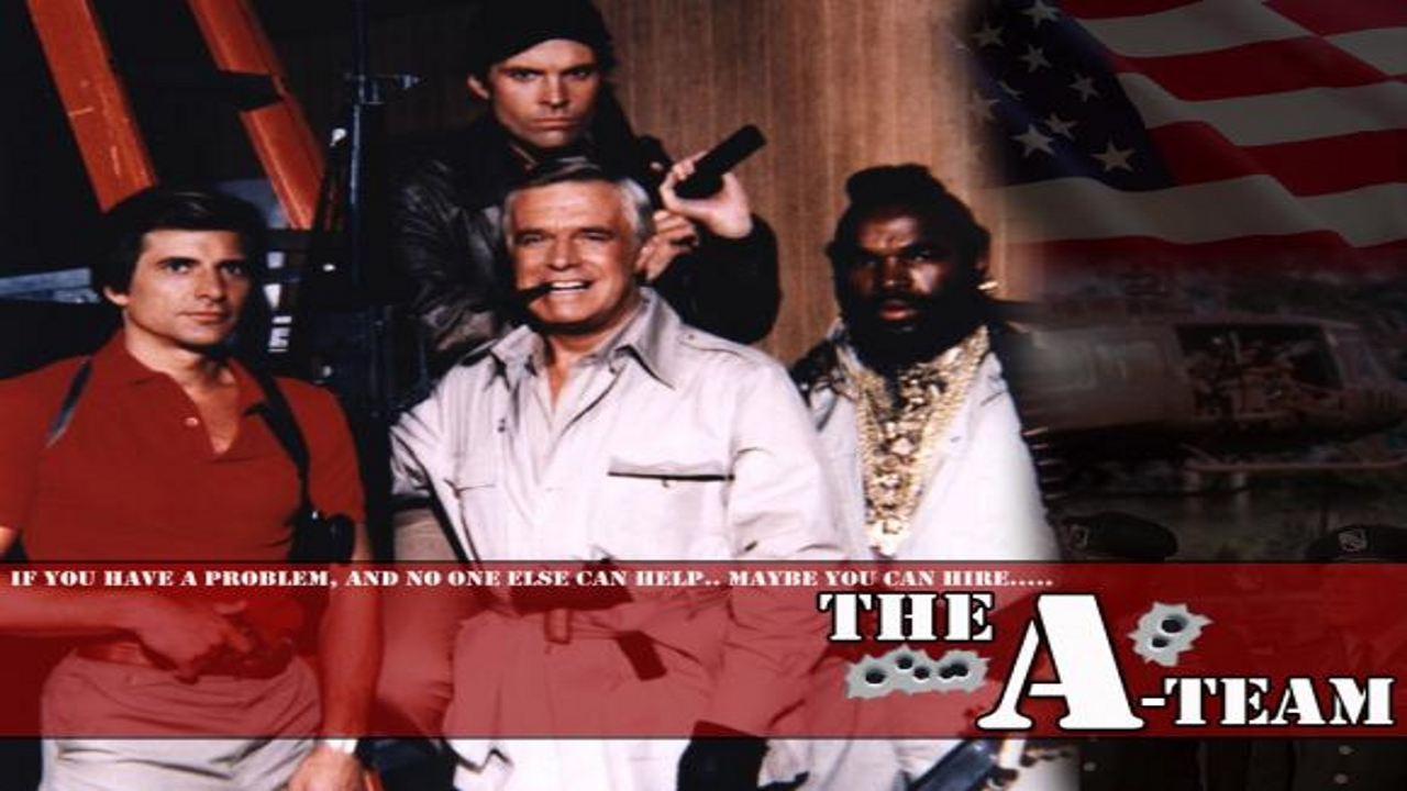 The A-Team Wallpapers