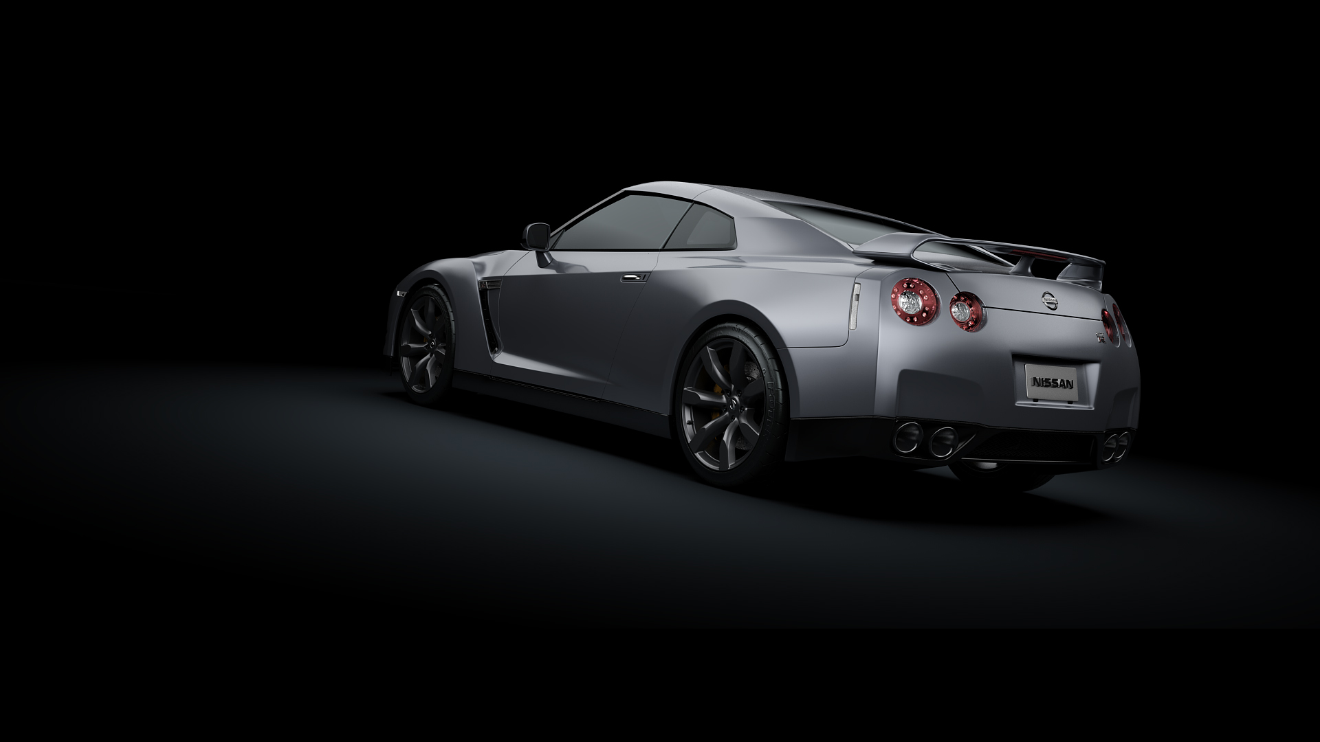 The Nissan GT-R Wallpapers