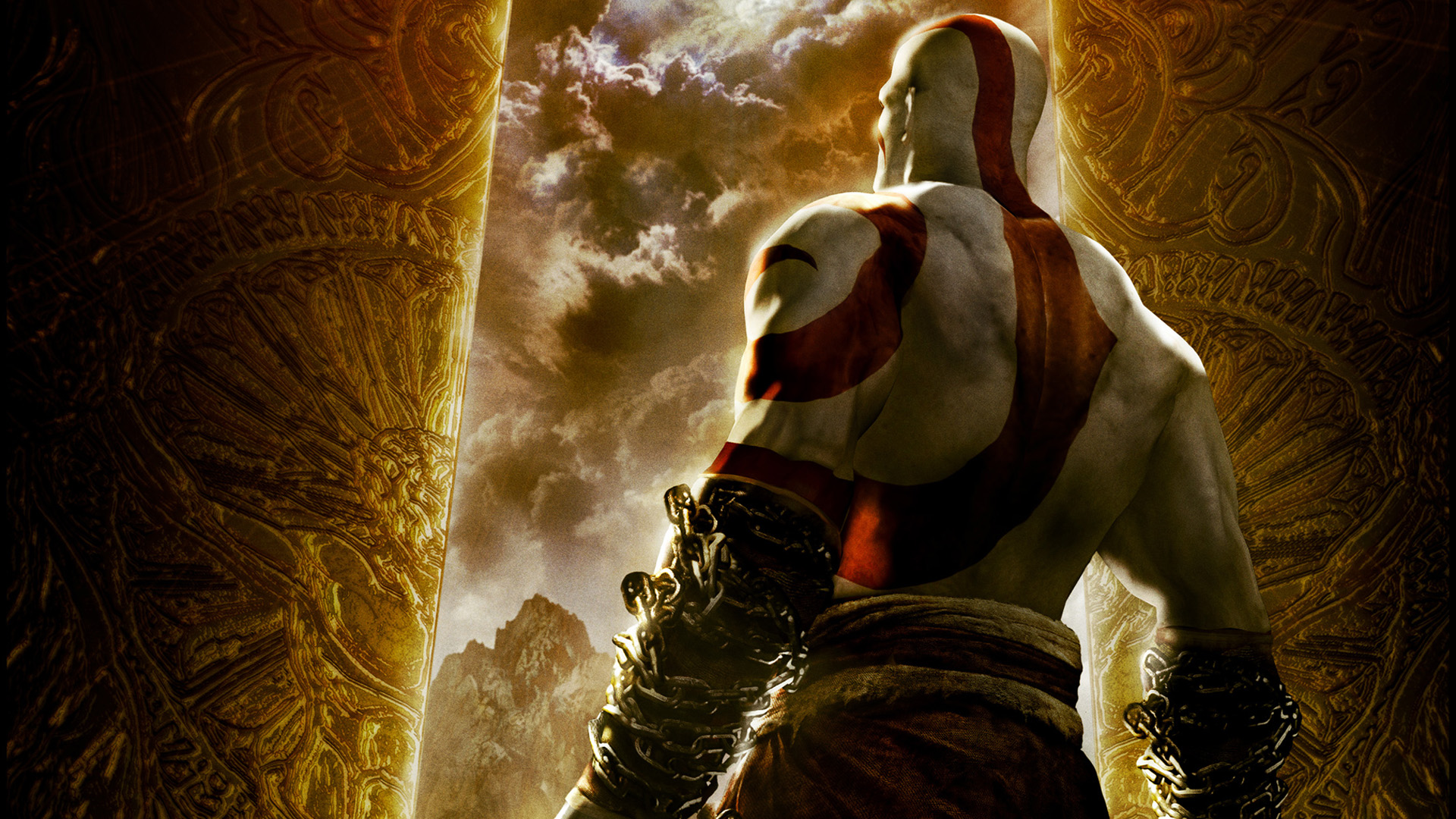 The Ultimate God of War Wallpapers PS3 Wallpaper Installation Directions