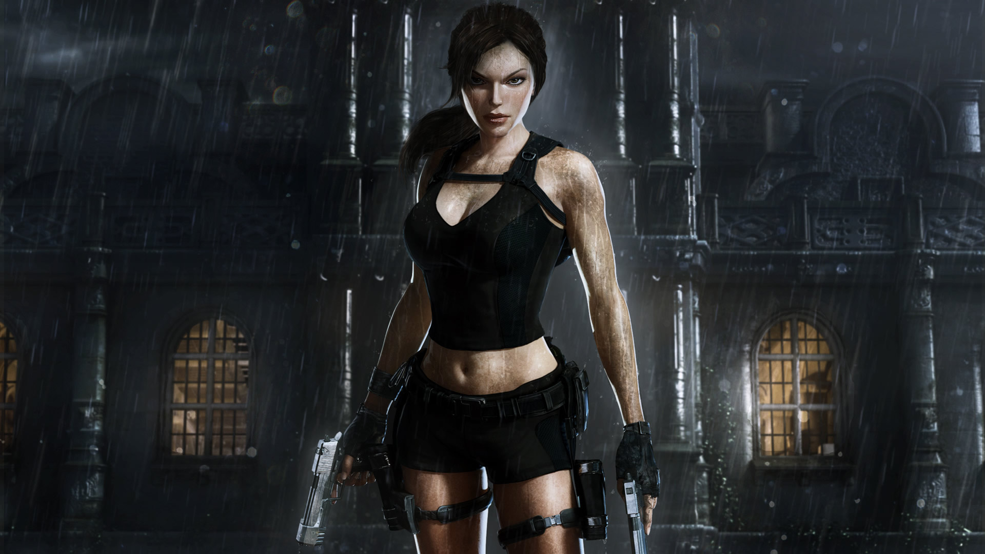 Tomb Raider Underworld 1 Wallpapers