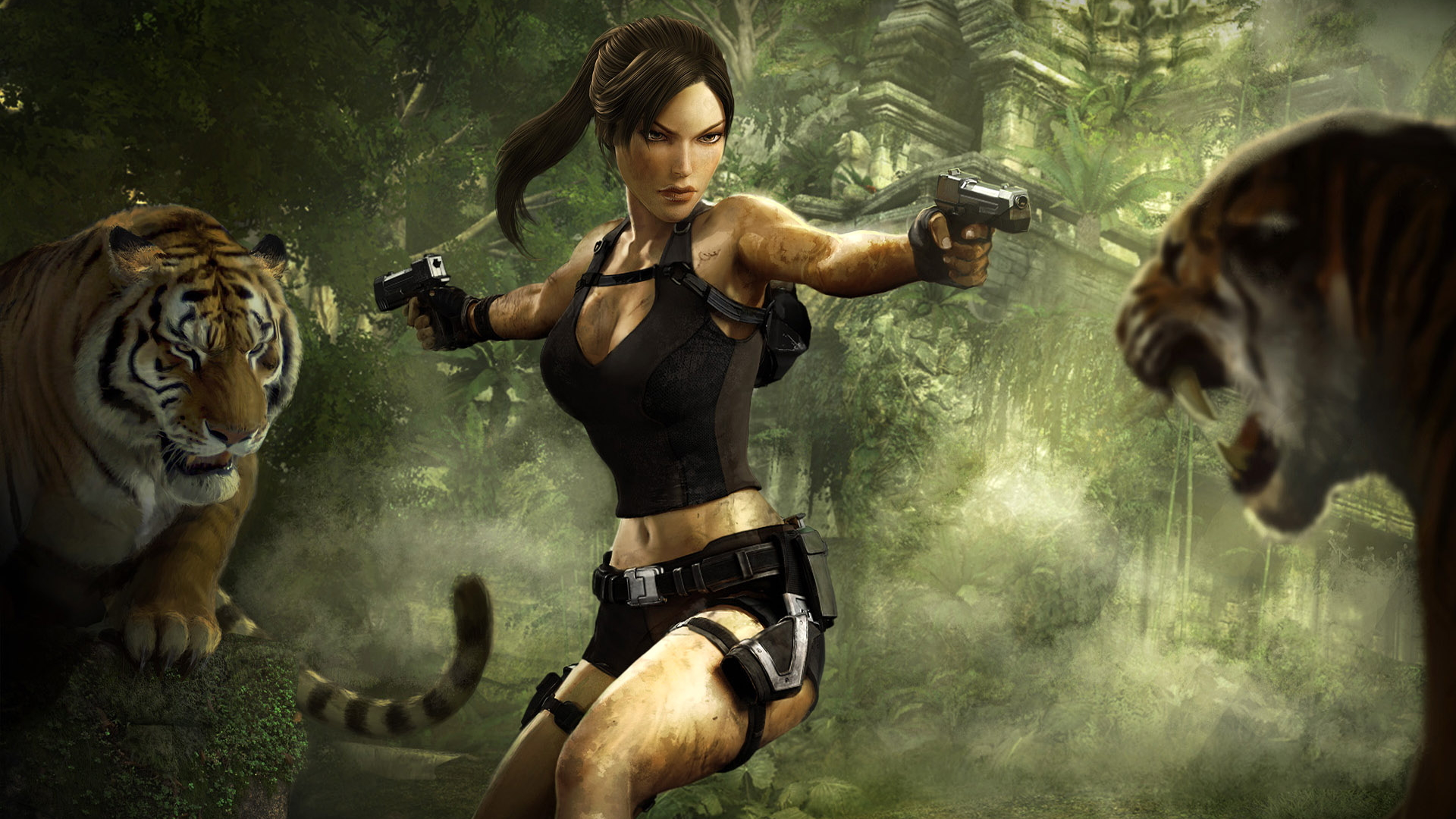 Tomb Raider Underworld 3 Wallpapers