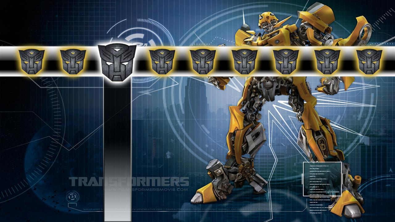 Tranformers Bumble Bee Wallpapers