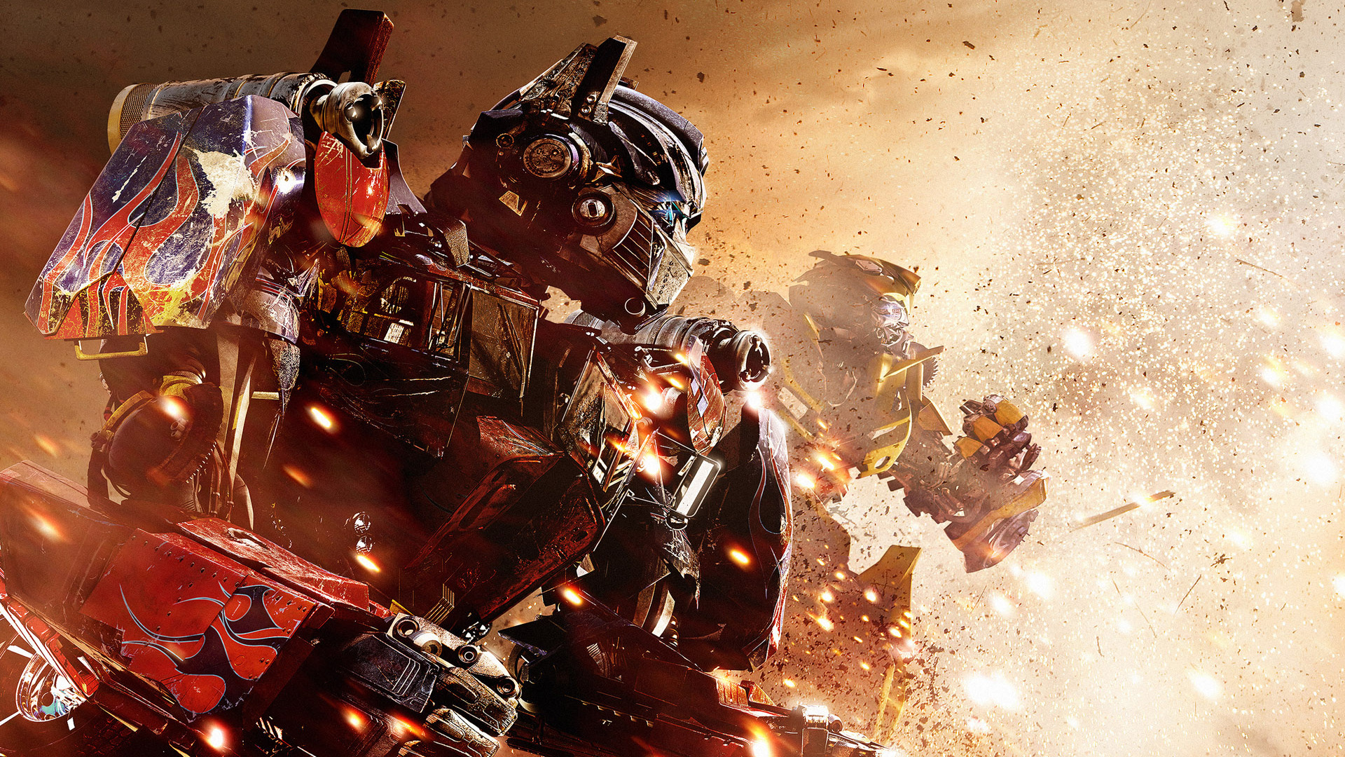 Transformers - Optimus Prime Wallpapers