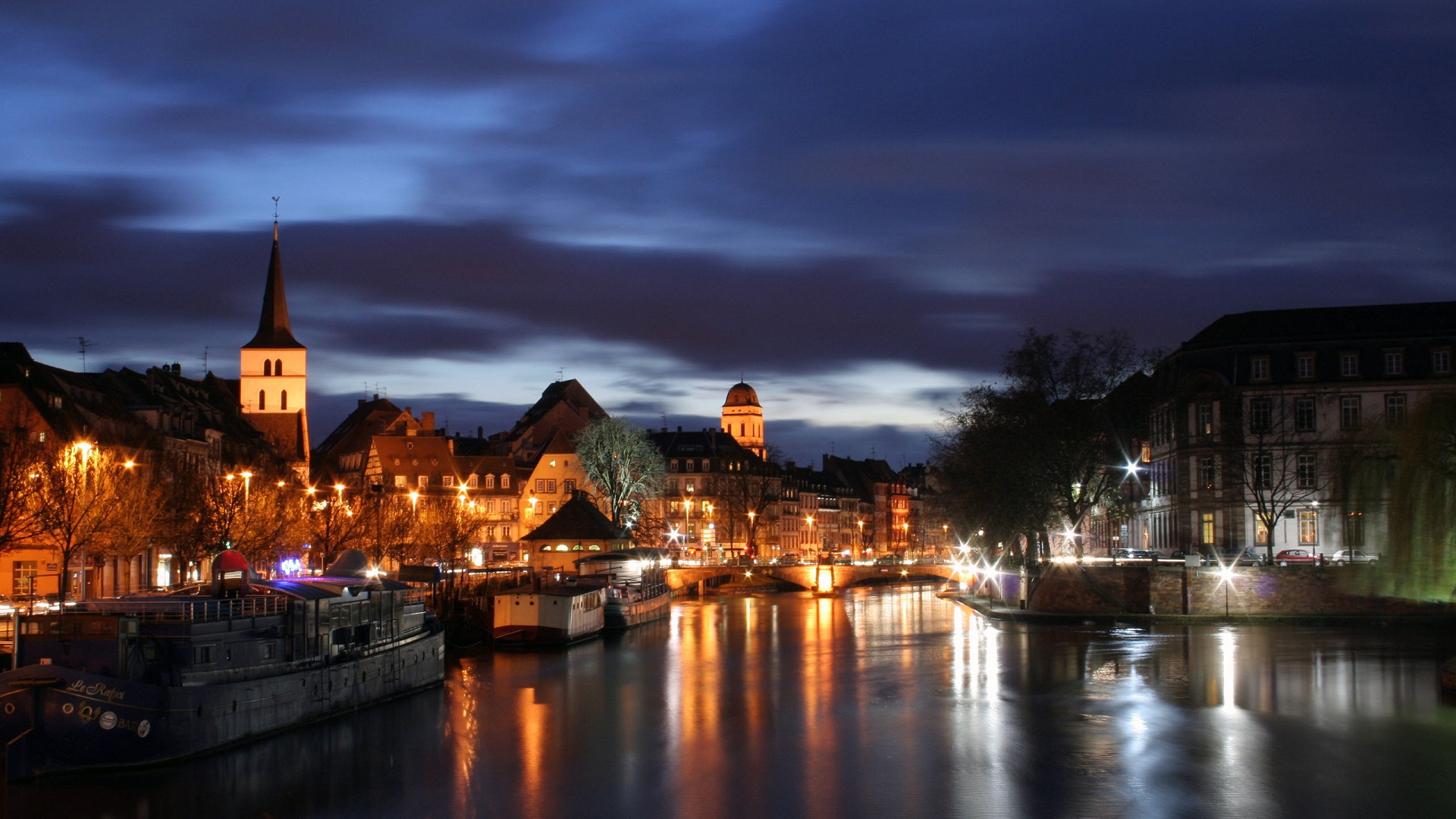 True Colors of Strasbourg Wallpapers
