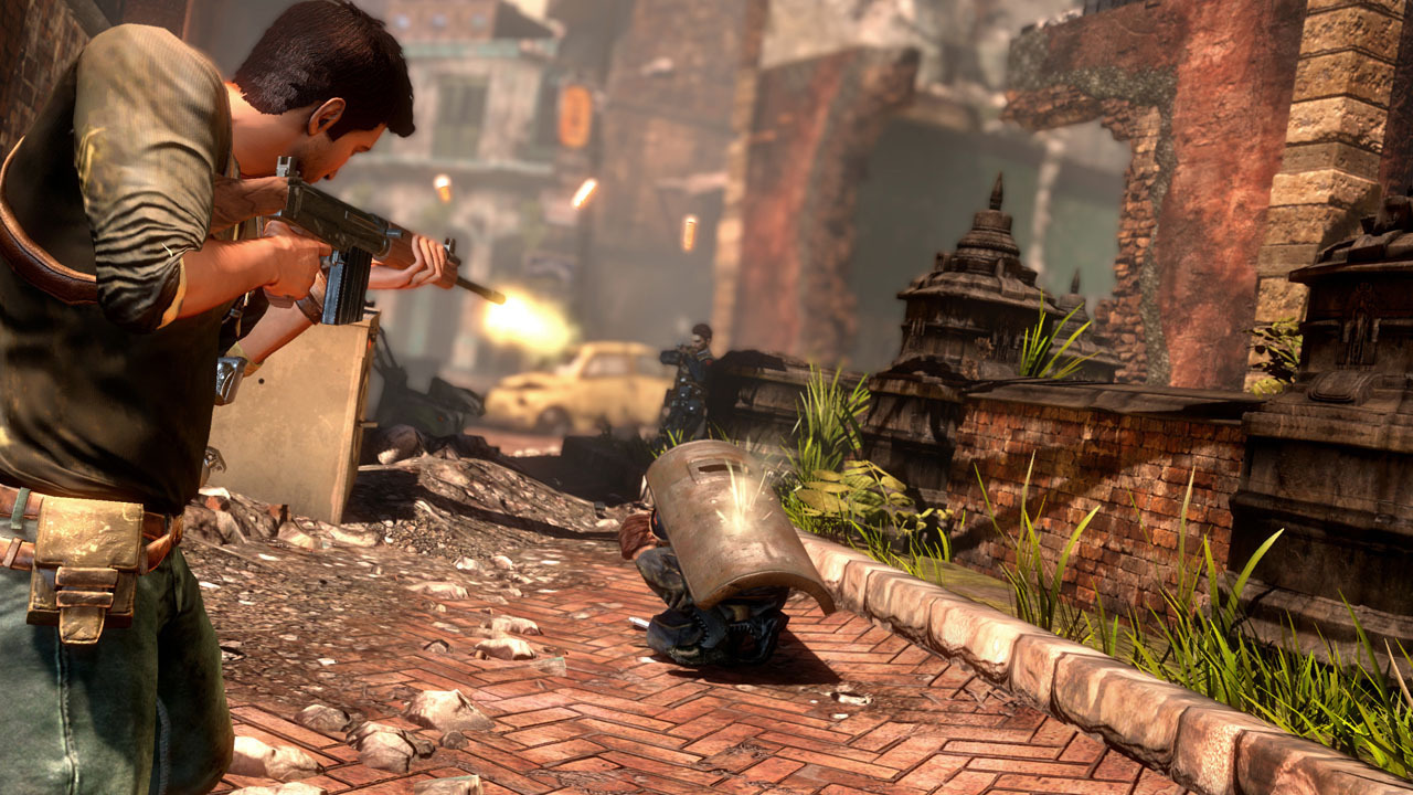 Uncharted 2 - I've Got You Wallpapers