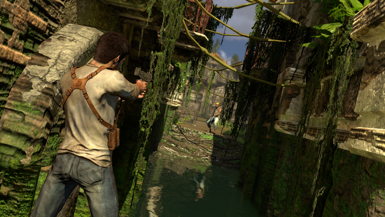 Uncharted 2 - Me vs. You Wallpapers
