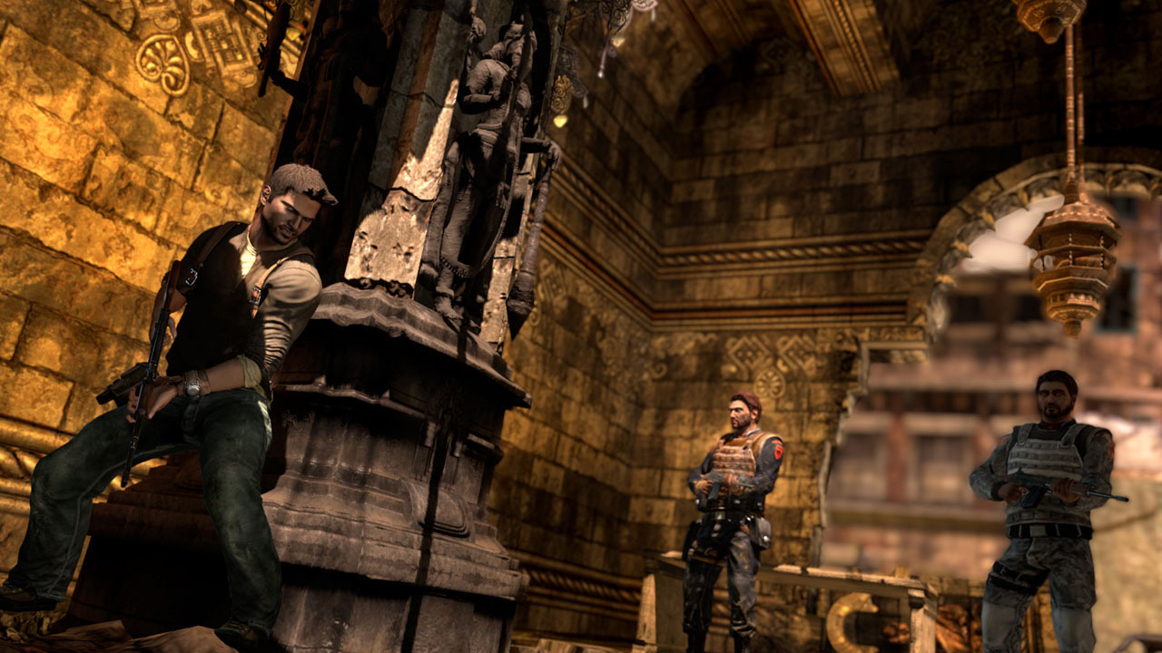Uncharted 2 - What's Next? Wallpapers