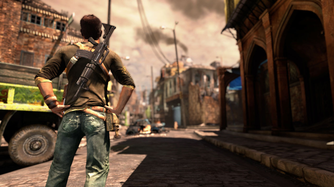 Uncharted - Highway to Hell Wallpapers