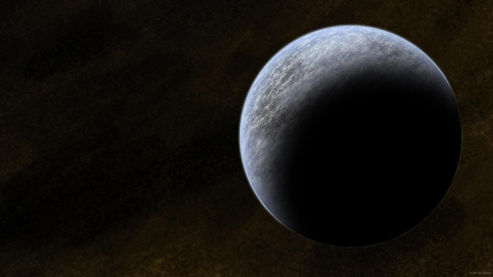 Unknown Planet Wallpapers