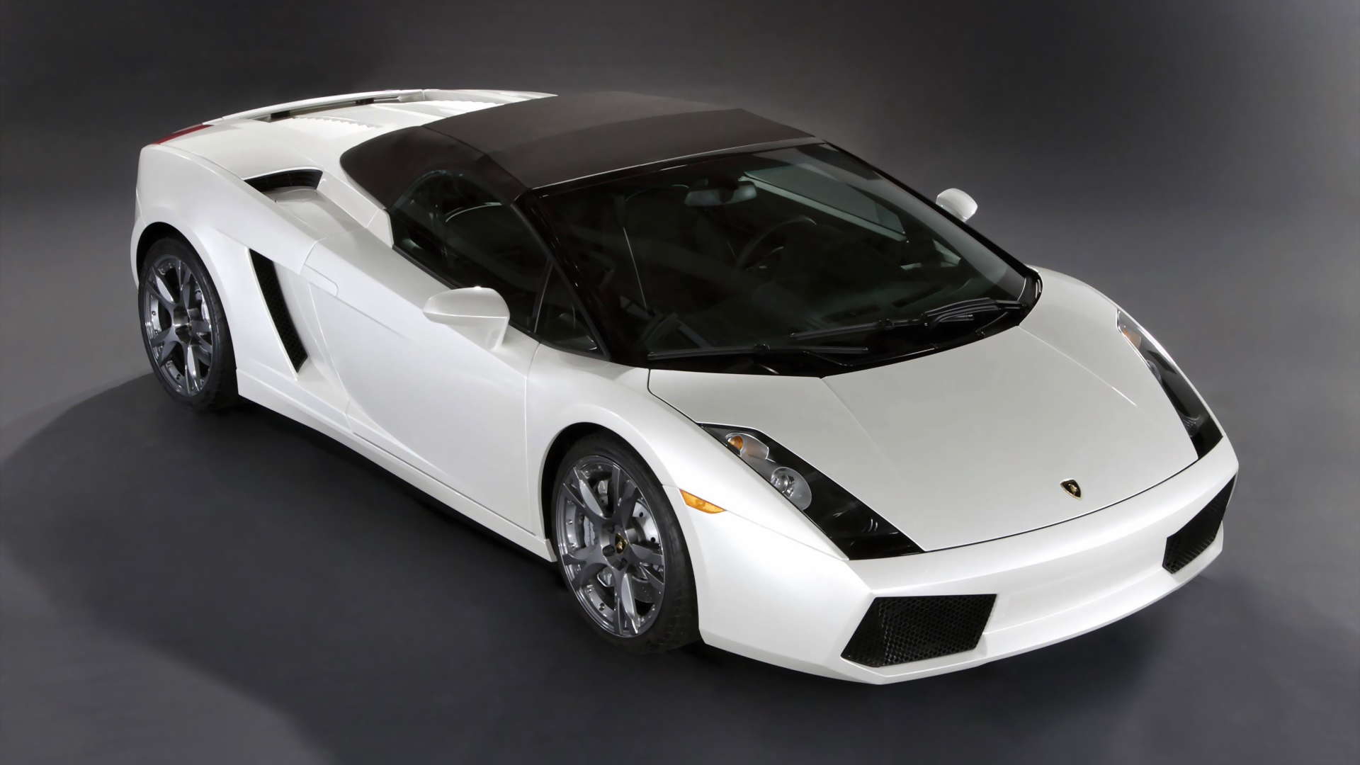 White Lamborghini Wallpapers