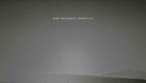 Nine Inch Nails - Ghosts I-IV Wallpapers