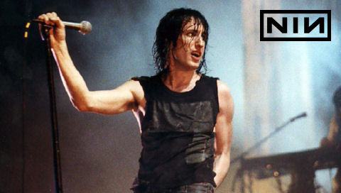 Nine Inch Nails - Self Destruct tour live Wallpapers