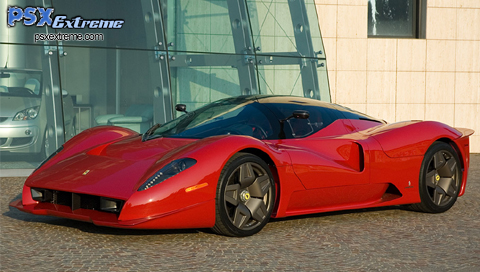 Ferrari P4 Wallpapers