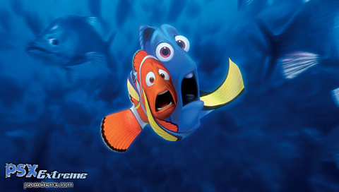 Finding Nemo Academi Award Photo