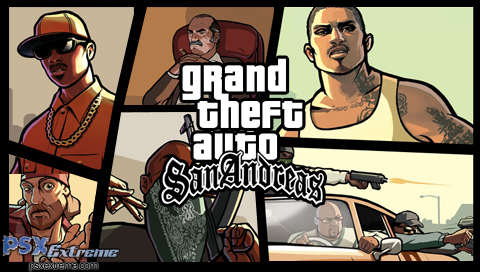 GTA: San Andreas Wallpapers