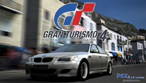 Gran Turismo 4: BMW M5 Wallpapers