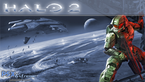 wallpaper halo. Halo 2 PSP wallpaper.