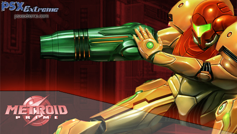 Metroid Prime Wallpapers