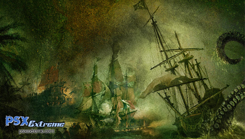 Pirates Of The Caribbean II Wallpapers