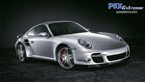 This is a Porsche 911 Turbo PSP wallpaper. This Porsche 911 Turbo PSP