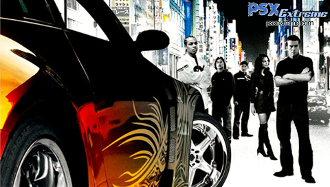 The Fast and the Furious Tokyo Drift Wallpapers