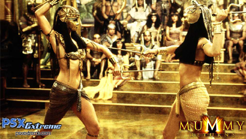 The Mummy Returns Wallpapers