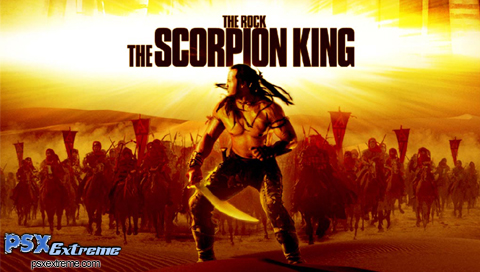 The Scorpion King Wallpapers