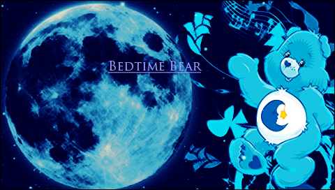 Bedtime Bear Wallpapers