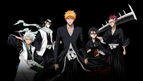 Bleach Heroes Wallpapers