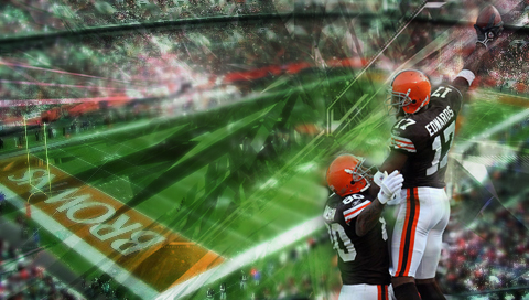 Browns Celebrate Wallpapers