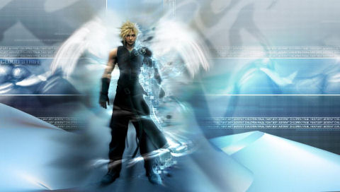 Cloud - Advent Children Wallpapers