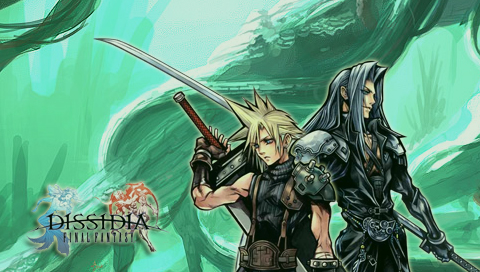 Cloud and Sephiroth Wallpapers