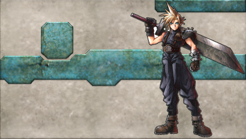 Final Fantasy VII (Cloud) Wallpapers