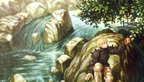 Final Fantasy Tactics - Waterfall Wallpapers