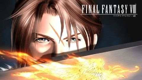 Final Fantasy VIII - Squall Wallpapers