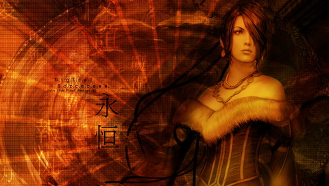 Final Fantasy X - Lulu Wallpapers
