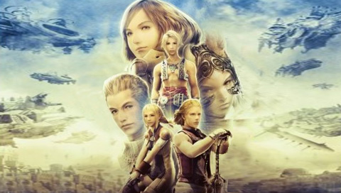 Final Fantasy XII - Cast Wallpapers