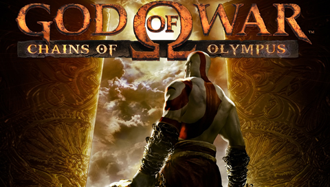 God of War: Chains of Olympus Wallpapers