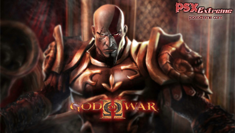 God of War 2 Wallpapers