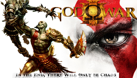 GoW: Chaos in the End Wallpapers